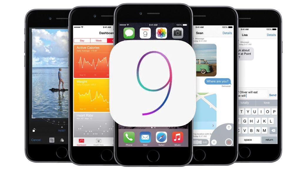 iOS 9 pedirá borrar apps para instalar actualizaciones