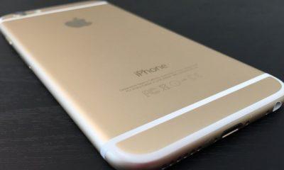 Apple introdujo el color dorado por China 31