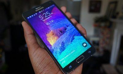 Galaxy Note 5 en septiembre, no habría versión Edge 90