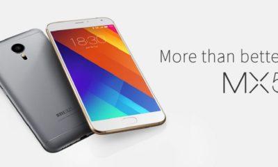 Presentado el Meizu MX5, especificaciones y precio 32