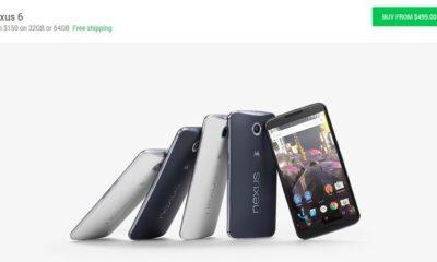 Google baja el precio del Nexus 6 a 499 dólares 51