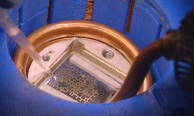 Consiguen crear un procesador alimentado por agua 73