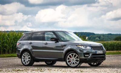 Este Range Rover se puede conducir con un smartphone 30