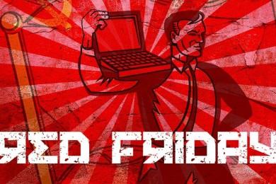 Volvemos una semana más con las ofertas del Red Friday