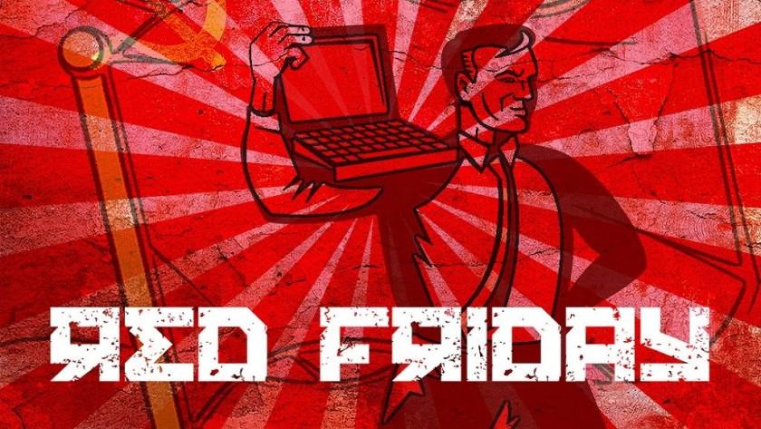 Abrimos nuevo viernes de ofertas con nuestro Red Friday