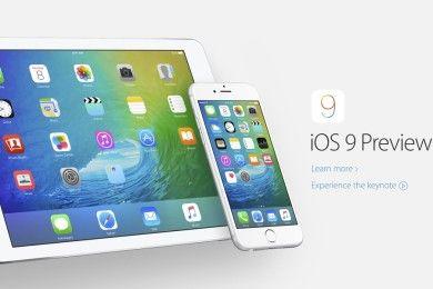 Rendimiento de iOS 9 pre-release beta en iPhone 4S