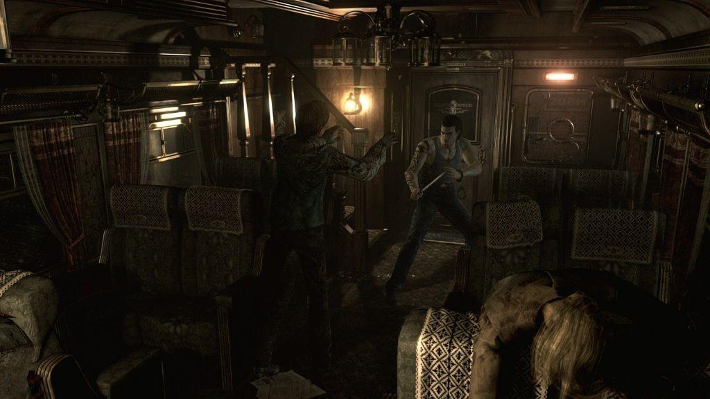 Primer tráiler de Resident Evil Zero Remaster 30