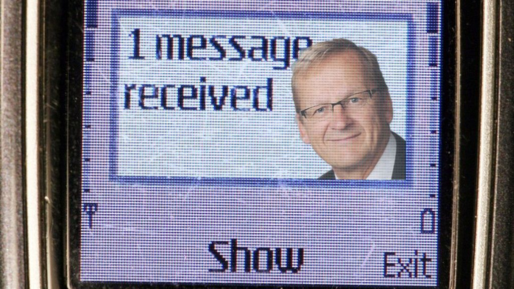 Fallece Matti Makkonen, el padre del SMS 30