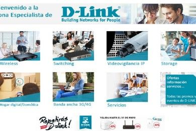 Tech Data abre zona especialista en soluciones D-Link