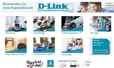 Tech Data abre zona especialista en soluciones D-Link 75
