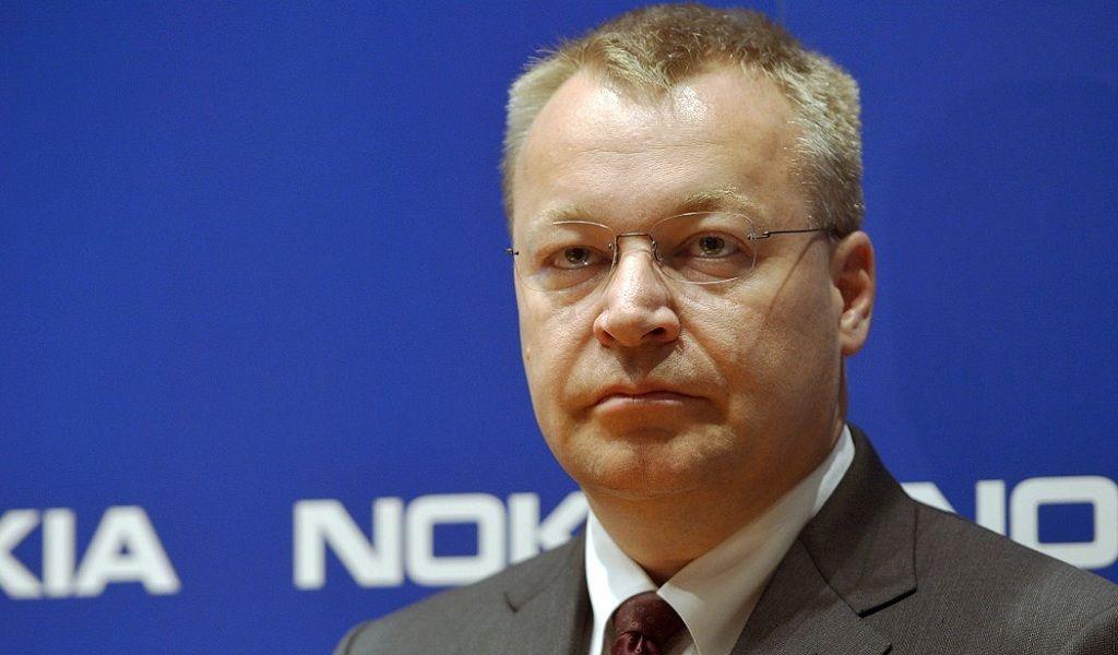 Microsoft despide sutílmente a Stephen Elop 30