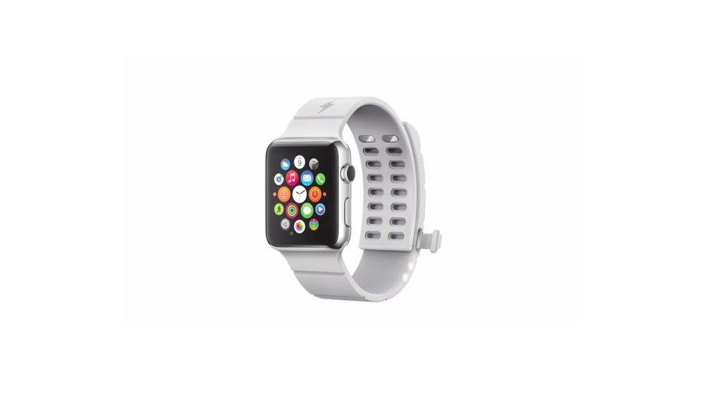 Reserve Strap, 30 horas más de batería para el Apple Watch 36