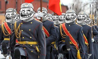 Rusia tiene a sus órdenes un ejército de trolls 30