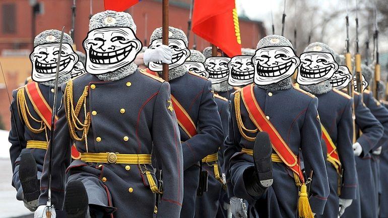 Rusia tiene a sus órdenes un ejército de trolls 27