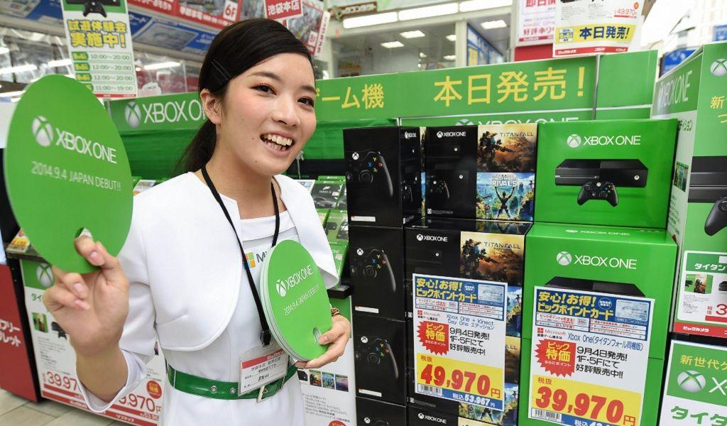 Xbox One bate récords a la baja en Japón 28