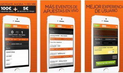 Apuestas deportivas con 888Sport.es, fácil y seguro desde tu iPhone 29