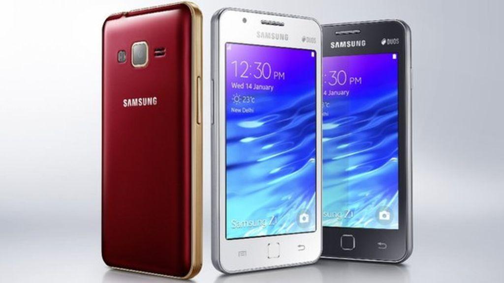 El Samsung Z1 supera al Galaxy S6 en la India 30