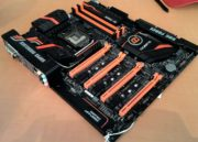 Asoma la placa base GIGABYTE Z170-SOC Force 38