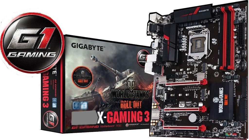 Nueva GIGABYTE Gaming 3, un modelo equilibrado 29