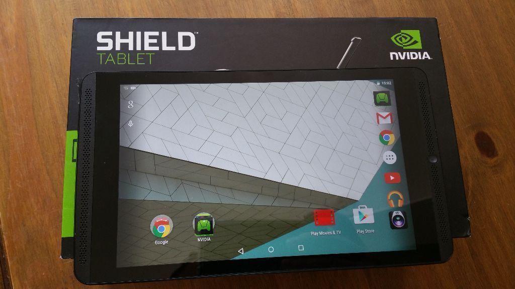 NVIDIA llama a devolución las tablets Shield de 8 pulgadas 29