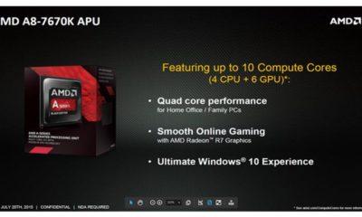 AMD añade la APU A8-7670K a su catálogo 29