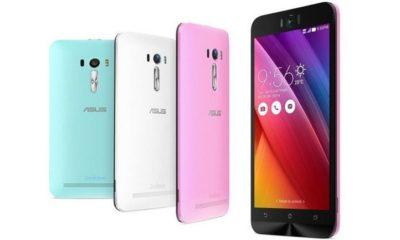 ASUS amplía su gama de smartphones con Zenfone Go 33