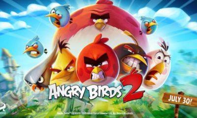 Angry Birds 2 llega el 30 de julio 33