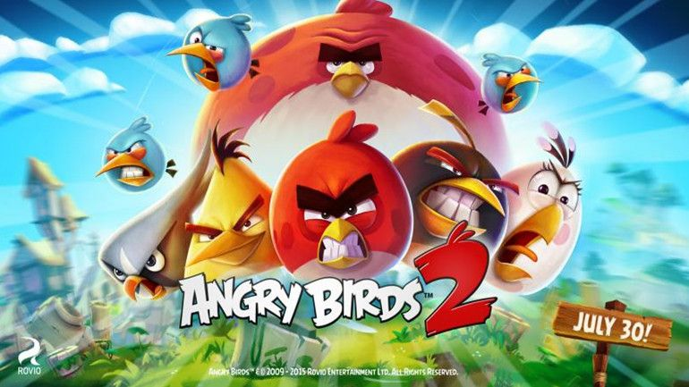 Angry Birds 2 llega el 30 de julio 30