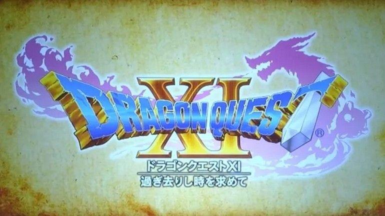 Anunciado Dragon Quest XI para PS4, 3DS y NX
