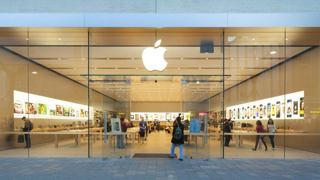 Apple diseña embalajes de productos de terceros para las Apple Stores