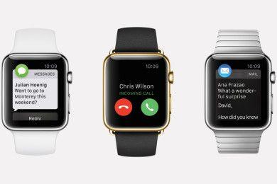 Apple demandada por utilizar la marca iWatch