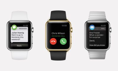 Apple demandada por utilizar la marca iWatch 30