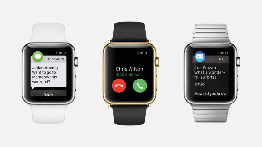 Apple demandada por utilizar la marca iWatch