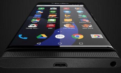 Esta sí es la BlackBerry Venice Slider con pantalla curvada 46