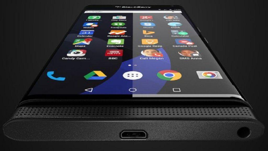 Esta sí es la BlackBerry Venice Slider con pantalla curvada 29