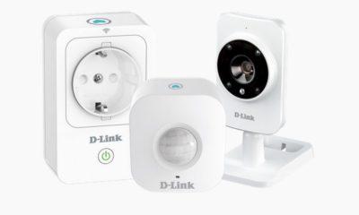 D-Link lanza el kit Smart Home HD Starter 115