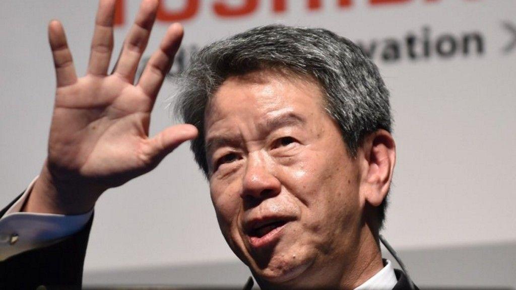 El presidente de Toshiba renuncia tras falsear los beneficios