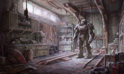 Nuevo vídeo de Fallout 4, así es la servoarmadura 30