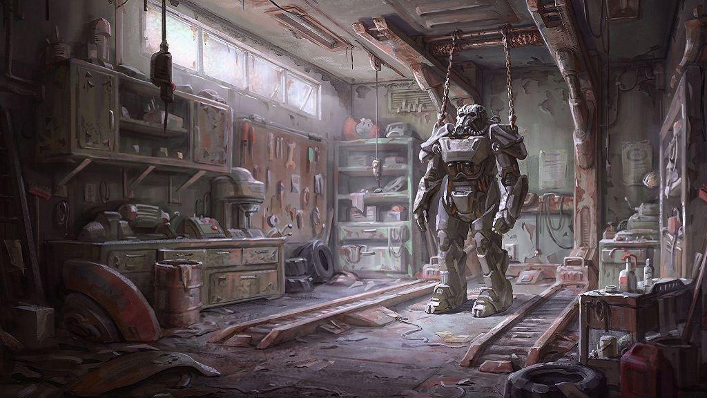 Nuevo vídeo de Fallout 4, así es la servoarmadura 32