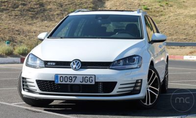 Volkswagen Golf Variant GTD: doble identidad 44