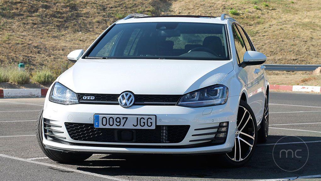 Volkswagen Golf Variant GTD: doble identidad 30