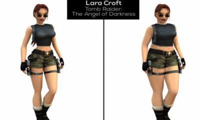 heroínas de videojuegos