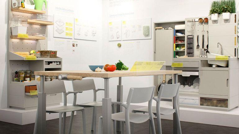 As es la cocina inteligente de ikea muycomputer for Cocina inteligente
