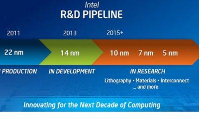 Intel retrasa chips de 10 nm ¿Adios al tick-tock? ¿Y a la Ley de Moore? 60