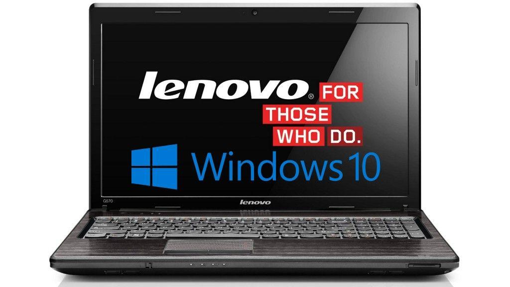 Los primeros PC Lenovo con Windows 10 podrían aparecer a mediados de agosto