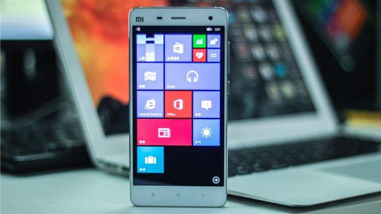 Los usuarios de Xiaomi podrán convertir Android en Windows 10 Mobile