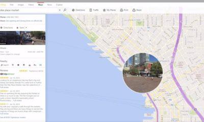 Microsoft rediseña Bing Maps para competir con Google