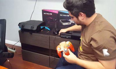 Modifican un mando de la Nintendo 64 para hacerlo funcionar en una Xbox One