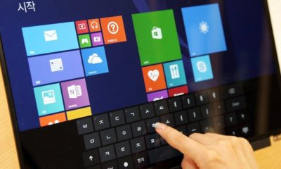 Nuevas pantallas táctiles de LG prometen portátiles más finos