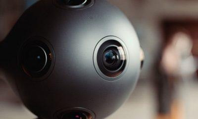 OZO, la cámara de realidad virtual de Nokia
